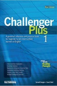 Challenger Plus 1 Key Publishing