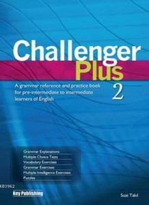 Challenger Plus 2 Key Publishing