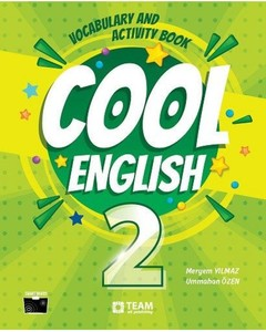 Cool English 2 Vocabulary and Activity Book Team Elt Publishing