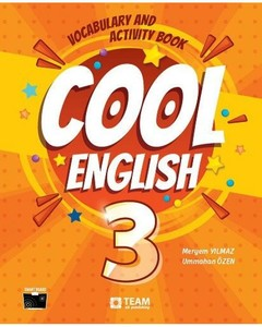Cool English 3 Vocabulary and Activity Book Team Elt Publishing