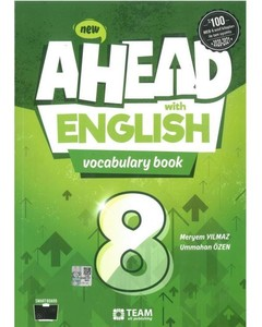 Ahead with English 8 Vocabulary Book Team Elt Publishing