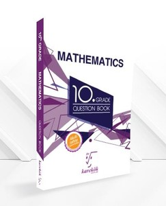 10th Grade Mathematics Question Book Karekök Yayınları