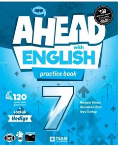 Ahead with English 7 Practice Book Team Elt Publishing
